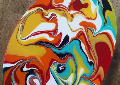 Acrylgiessen Onlinekurs Beginner PuddlePour mit Murmeln2